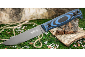 Yati by Kizlyar Supreme - awesome camping or hunting knife
