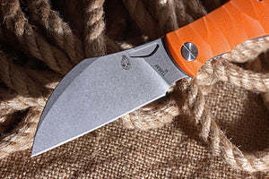 Tsarap Folder by Brutalica Knives.