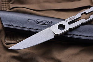 Scalpel multitool by N.C.Custom, 2 inch blade