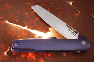 Snob - folding knife by Mr. Blade, details