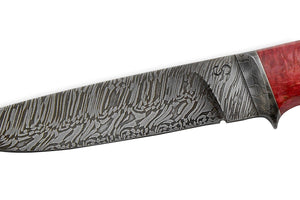 Damascus pattern