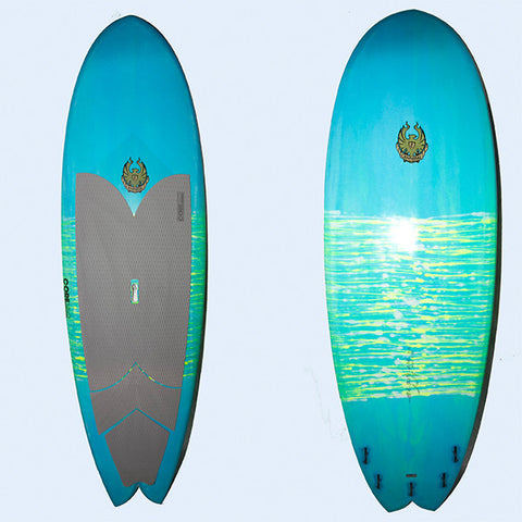 Cannibal Fat Fish 8'4 - OESPADDLEBOARDING - 1
