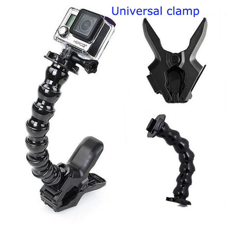 Go Pro Universal Jaws Clamp Mount