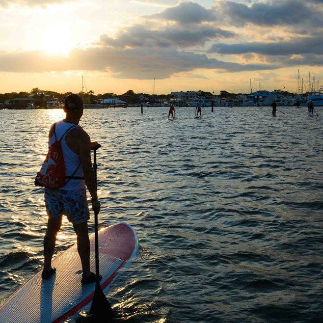 St. Augustine Paddle Board Sunset Tour