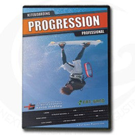 Progression Professional Kiteboarding DVD