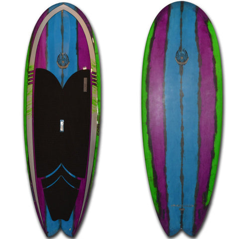 CoreVac Cannibal Fat Fish 8'0 - OESPADDLEBOARDING