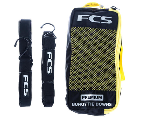 FCS Bungy Premium Tie Downs - OESPADDLEBOARDING - 1