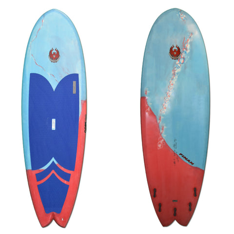 CoreVac Cannibal Fat Fish 8'4 - OESPADDLEBOARDING - 1