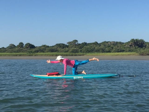Private Paddleboard Yoga