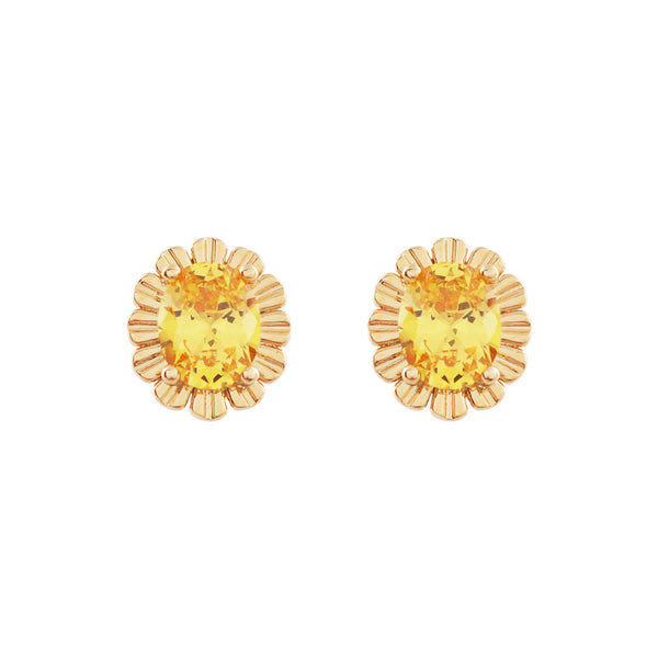 Honey Yellow Earring耳環・TP09406