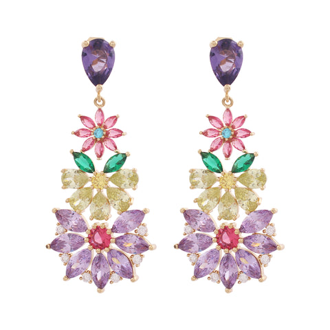 Impala Lily Drop Earring・TP04401