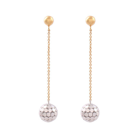 Ball-Pin Drop Earring・NHMC3ER05