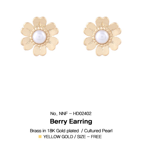 Berry Earring・HD02402