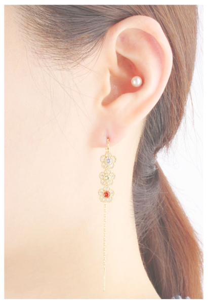 Merry Hook Earring・HD01404