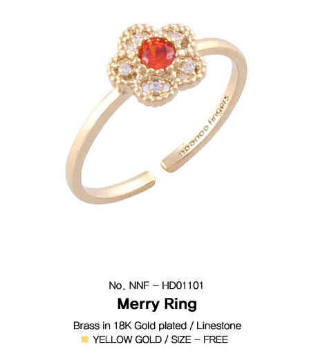 Merry Ring・HD01101