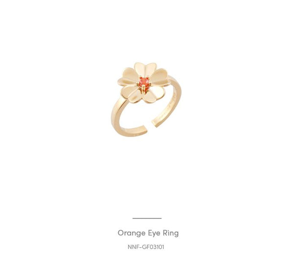 Orange Eye Ring戒指・GF03101