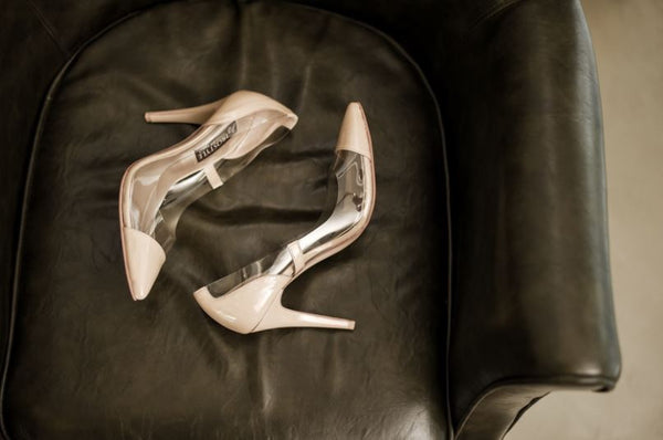 Isabelle高跟婚鞋・RS150215(Beige)