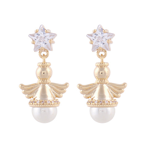 Twinkle Angels Earring・AC10401