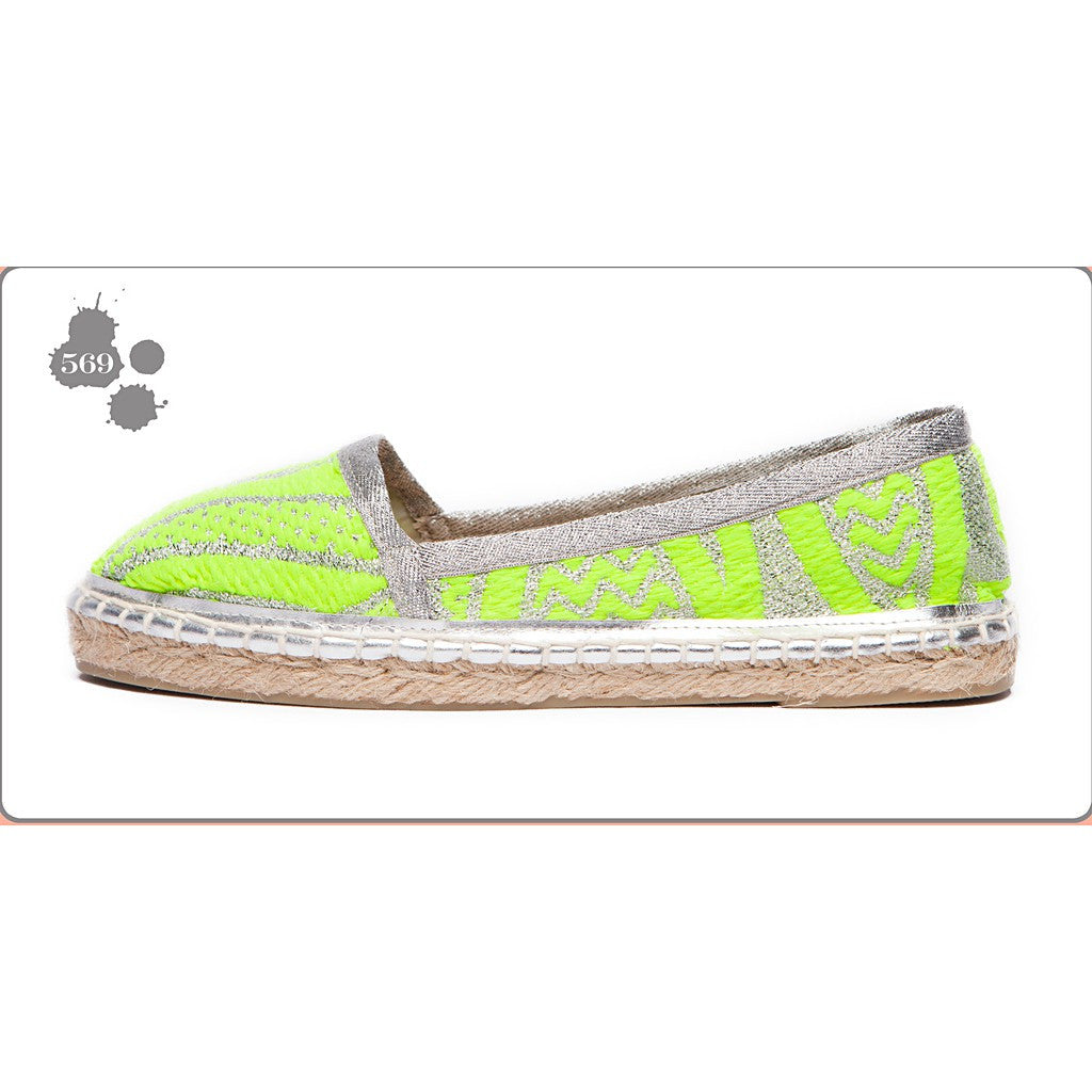 ESPADDRILLES ANAMAYA - Pop Up Fashion Sale - 1