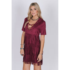 The Wild West Dress - Women - Apparel - Dresses - Casual