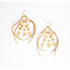 ONE tribe earrings - Pop Up Fashion Sale - 1