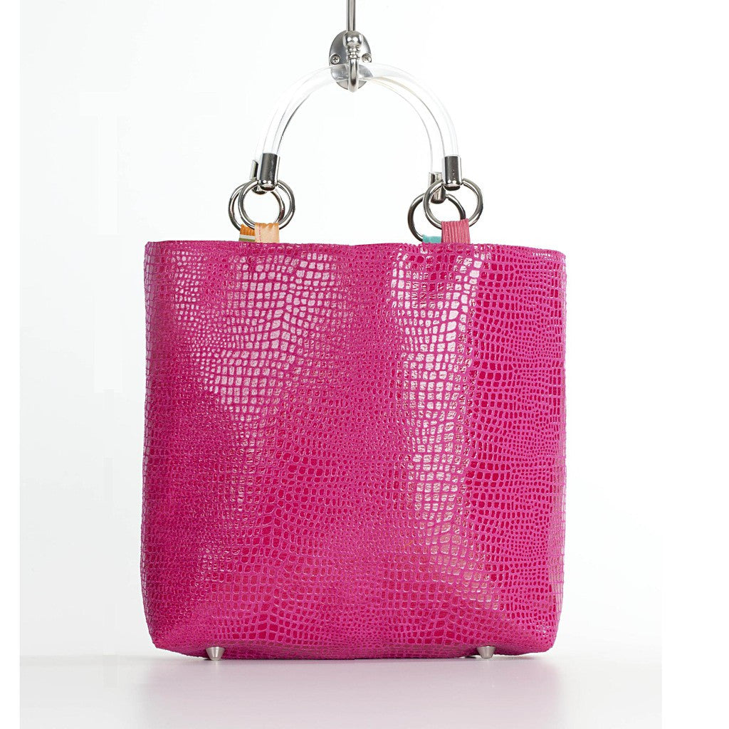 Boa Hot Pink Small Tote - Pop Up Fashion Sale