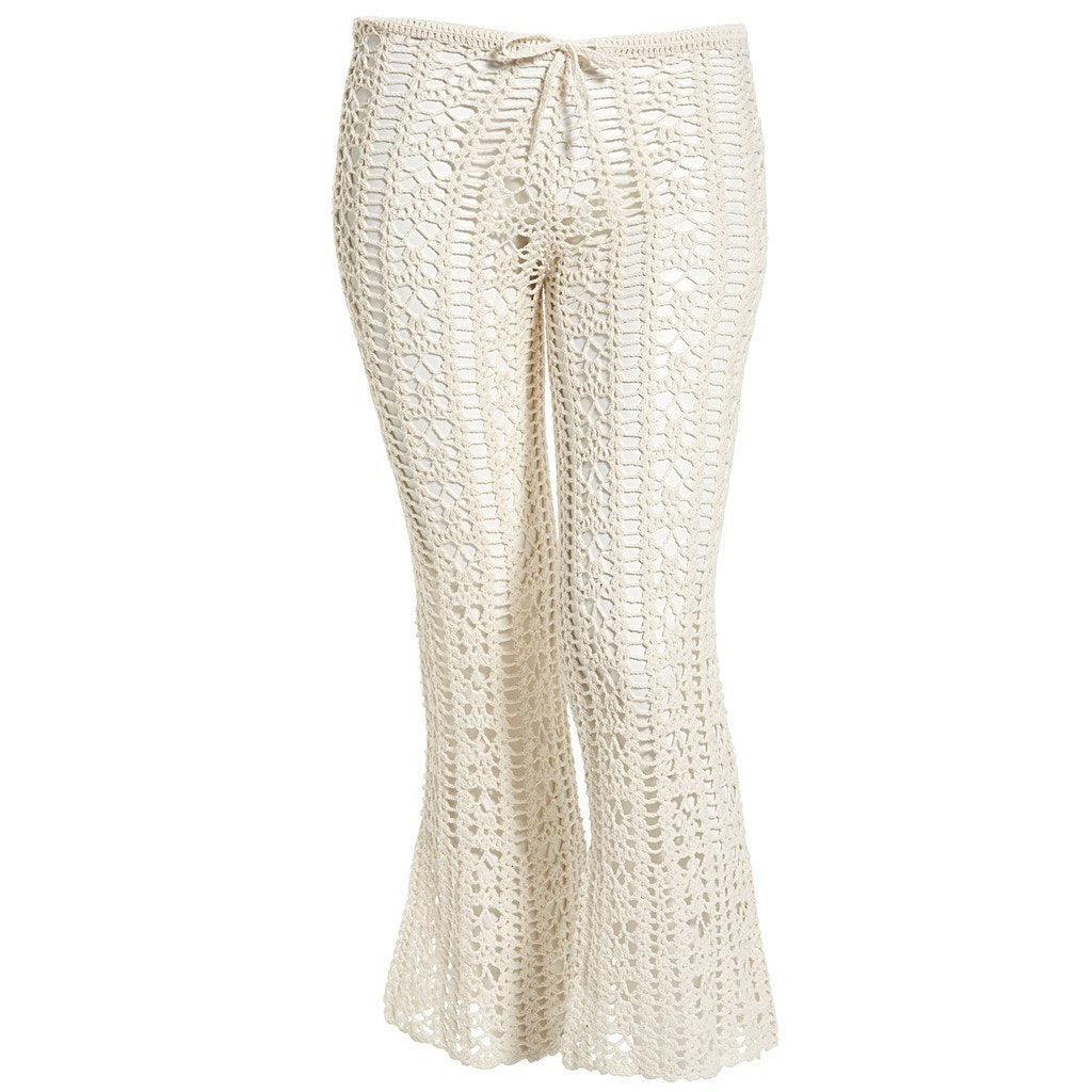 Nora Crochet Pants by Beauty & the Beach - Pop Up Fashion Sale