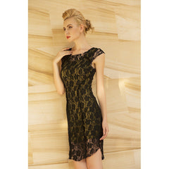 Lace me all over midi dress - Pop Up Fashion Sale - 5