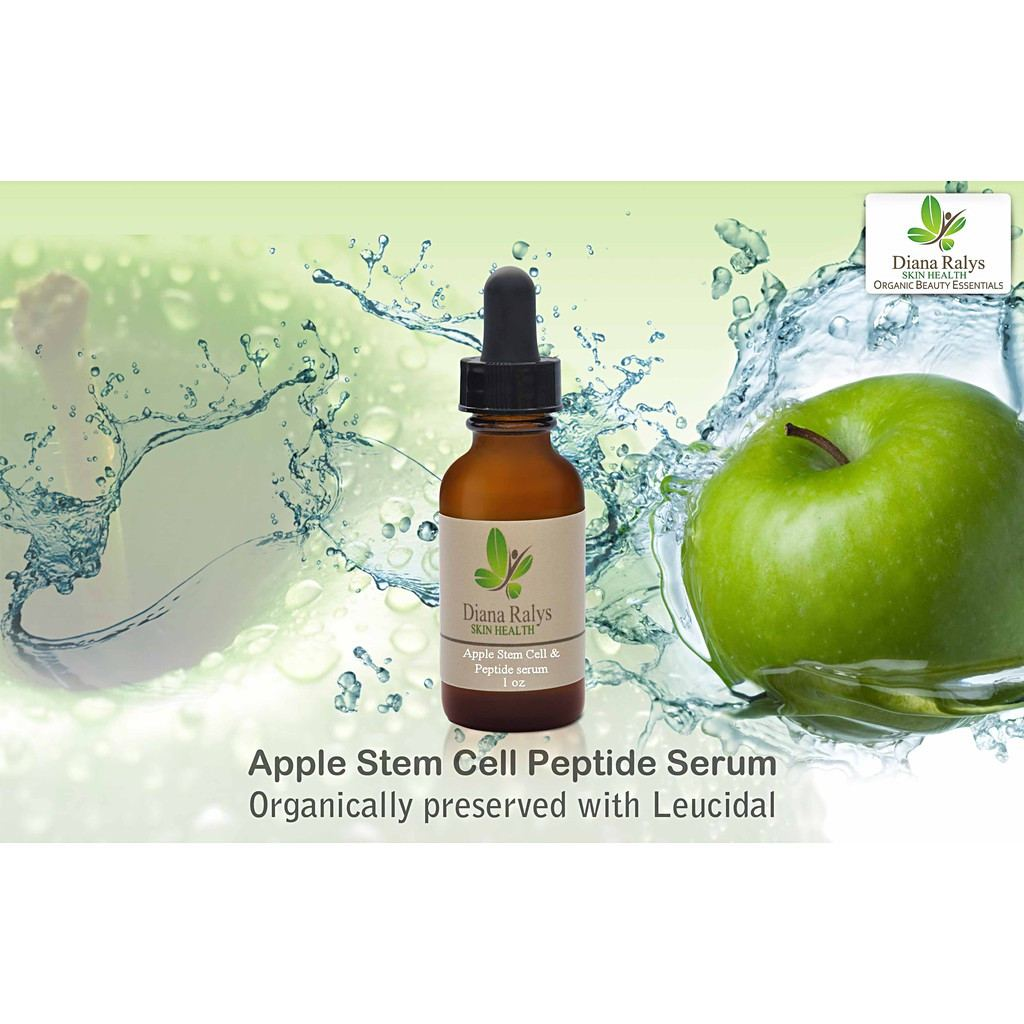 Apple Stem Cell Serum by Diana Ralys Skin Health - Pop Up Fashion Sale