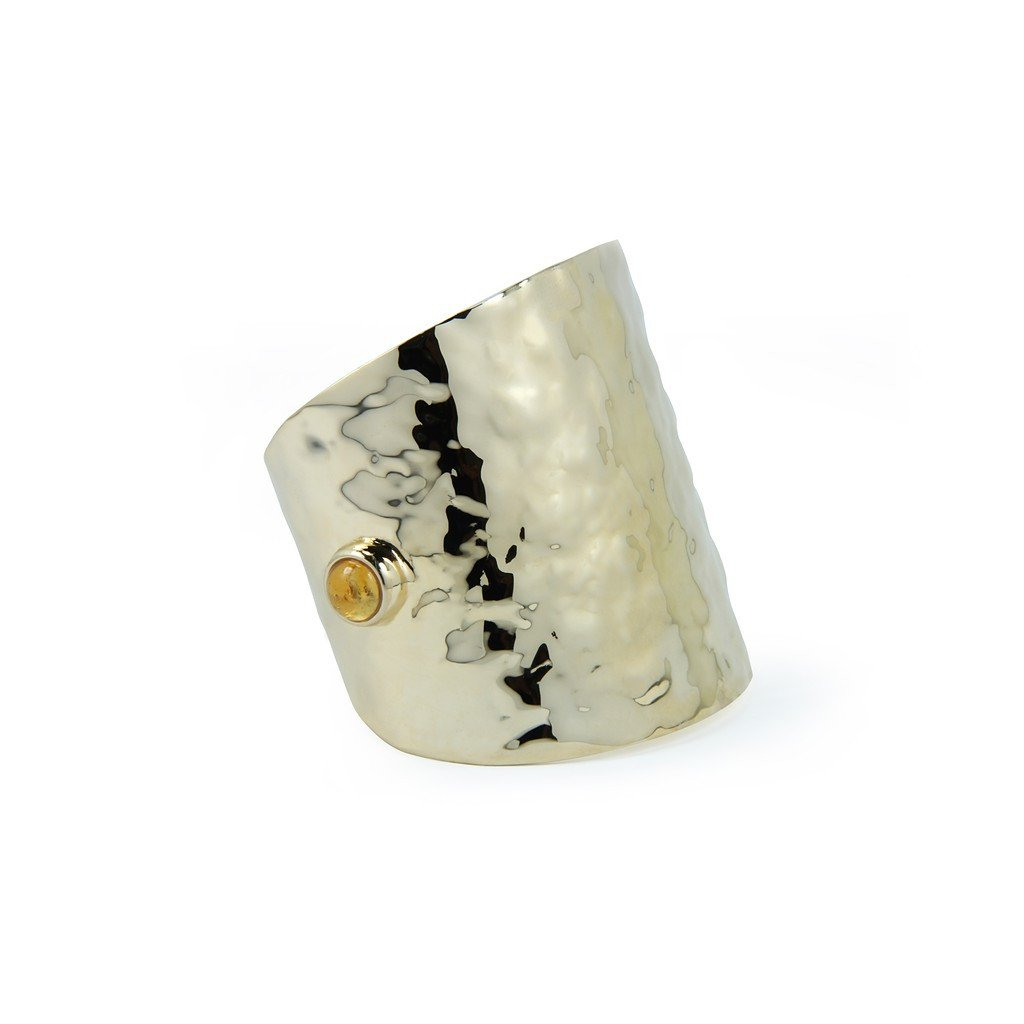 Myth Gold Cuff by Francesca Romana Diana - Pop Up Fashion Sale