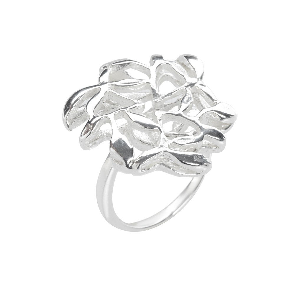 Marie ring silver by Touch of Silver - Pop Up Fashion Sale