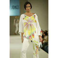 Heather Jones Abstract Orchid - Pop Up Fashion Sale - 2