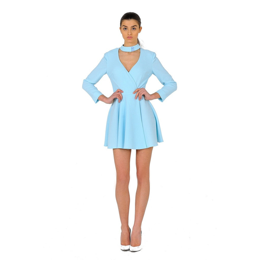 Feminine Mini Dress - Women - Apparel - Dresses - Cocktail