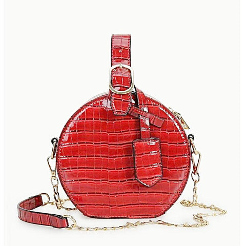 Poppie - Round Chain Bag