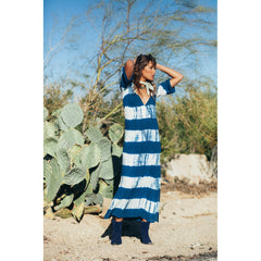 CARIBBEAN BREEZE MAXI DRESS - Pop Up Fashion Sale