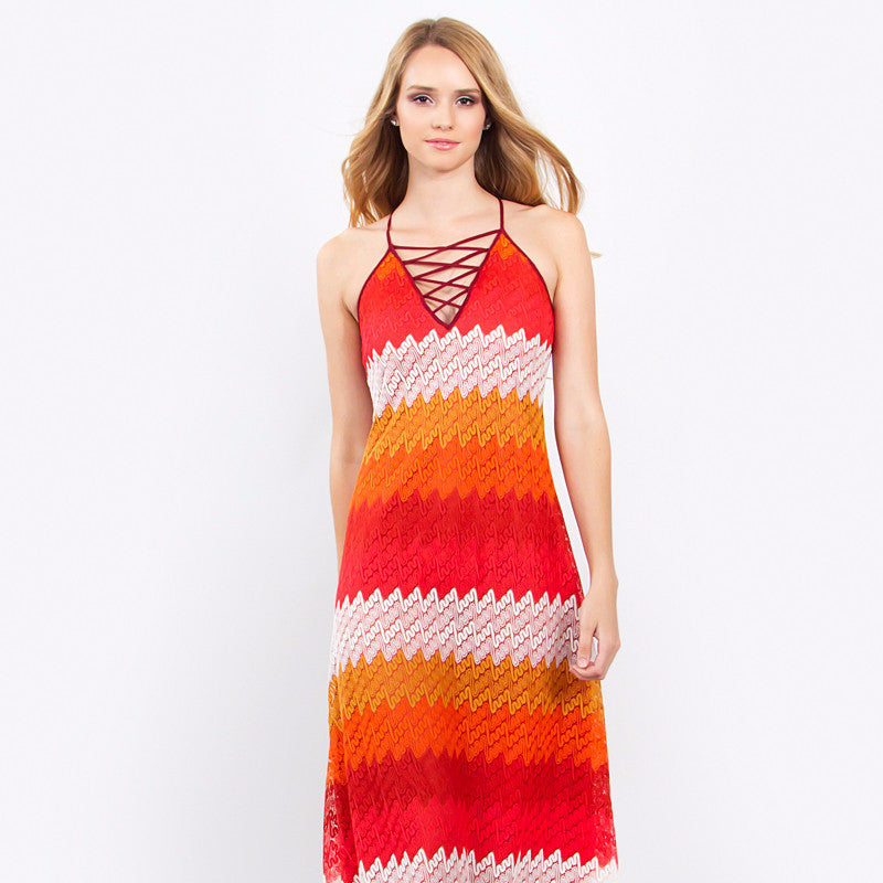 Donna Maxi Dress - Women - Apparel - Dresses - Day To Night