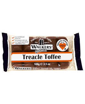 10x100g Andy Pack Treacle Toffee