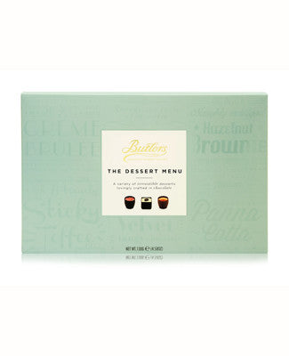 Butlers The Dessert Menu Collection Box 130g