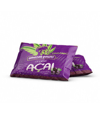 Amazon Power Acai per 1kg Bag (200g Satchet x 5) Organic