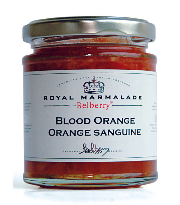 Belberry 215g Blood Orange Marmalade