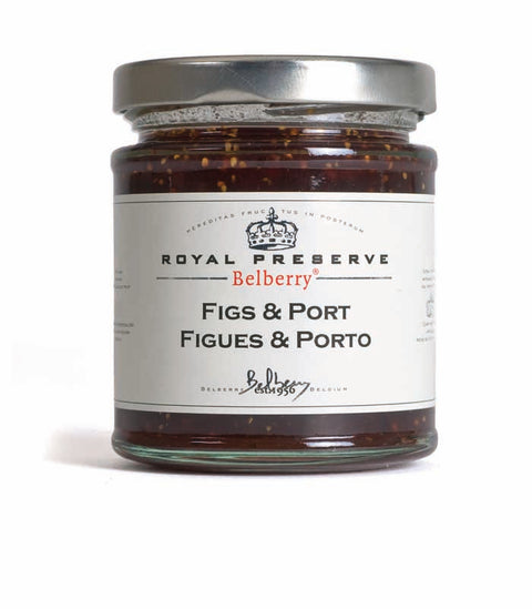 Belberry  215g Fig & Port Preserve