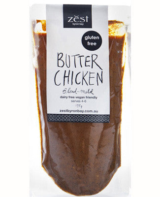 Zest Butter Chicken Recipe Base 175g