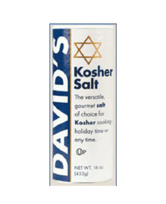 D Kosher Salt 453g