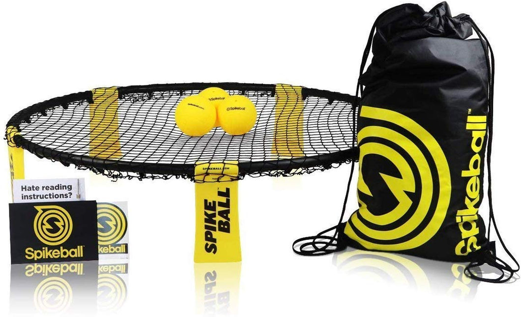 Spikeball Game