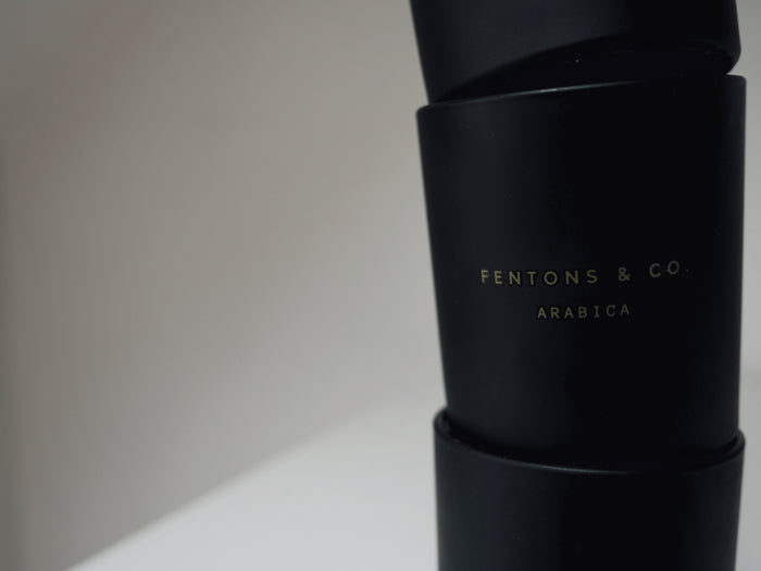 Arabica - Fentons & Co Candles - scented candles - coconut wax candles Fentons & Co Fentons and co. Fentons & Co Fentons & candles