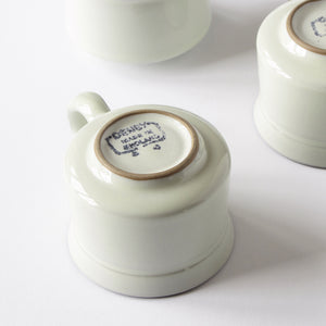 Denby replacement coffee and tea cups made in England stamp