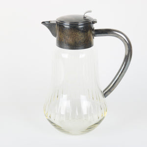 Eisenberg-Lozano Crystal Pitcher