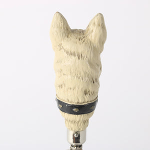 The German Shepherd Corkscrew