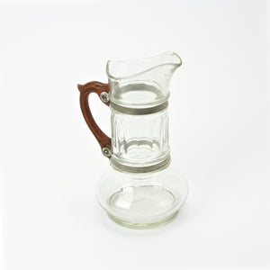 Hand Blown Water Pitcher