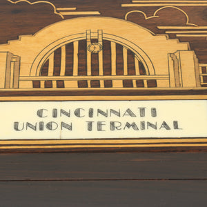 Cincinnati Union Terminal Box